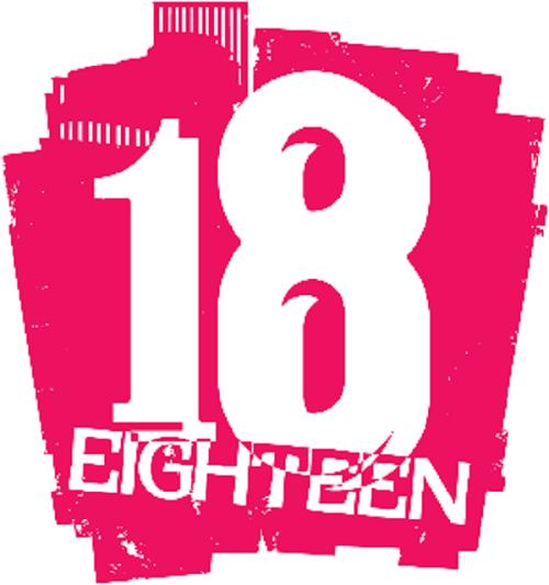 韓国版18ロゴ